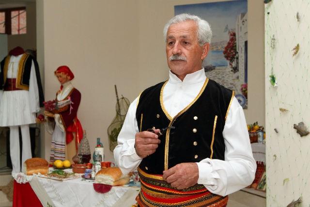 20.06.2015 Открытие музея греческой культуры